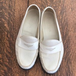 Men's Cole Haan Perforated Leather Summer Loafers